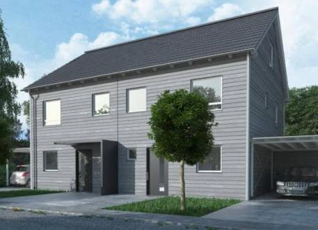 Doppelhaus PlanMit