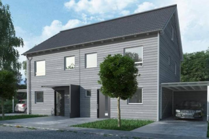 Doppelhaus PlanMit - Doppelhaus PlanMit