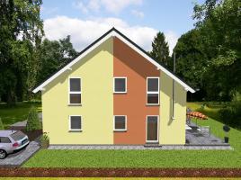 Doppelhausähnliches Zweifamilienhaus-www.jk-traumhaus.de