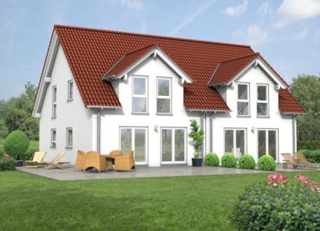 Doppelhaus Doppelhaushälfte DHH 109 V02