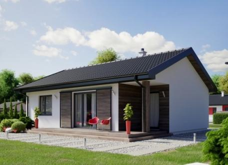 Bungalow EASY HOME 80