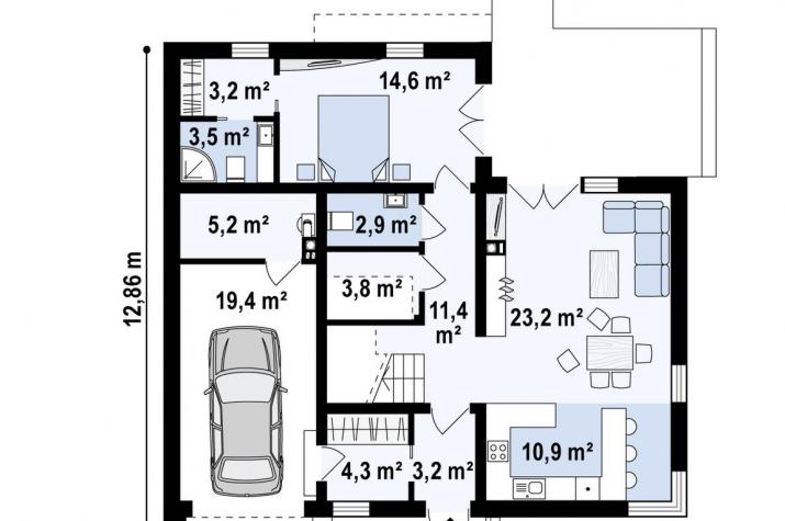EASY Home 118.245 -