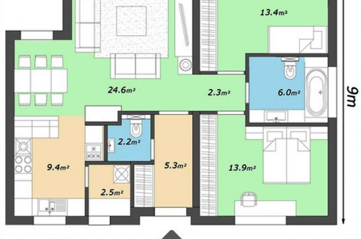 EASY Home 80 -