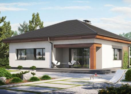 Holzhaus EASY Home 89