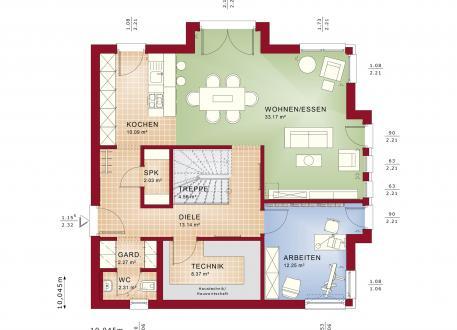 Einfamilienhaus EVOLUTION 161 V3