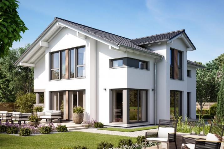 EVOLUTION 161 V3 - Innovatives Traumhaus mit viel Platz für die ganze Familie