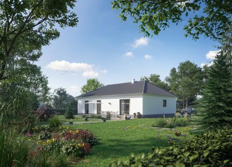 Sonstige Häuser Effizienzhaus B76