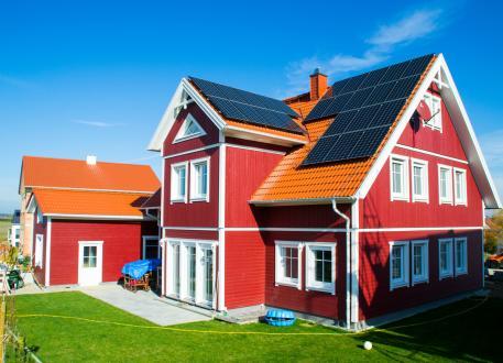 Holzhaus Ein Schwedenhaus für eine große Familie
