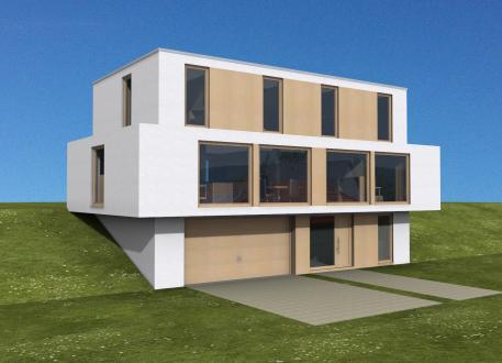 Designerhaus Einfamilienhaus Bad Schwalbach