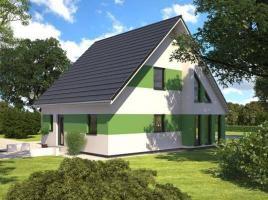 Einfamilienhaus 134 - individuell planbar - www.energiesparhausplus.de