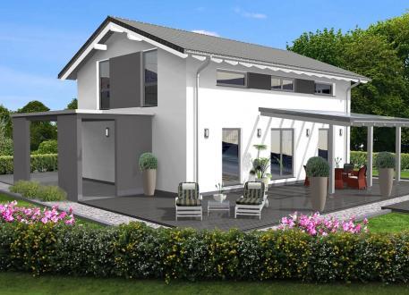 Einfamilienhaus Einfamilienhaus 146 - 190