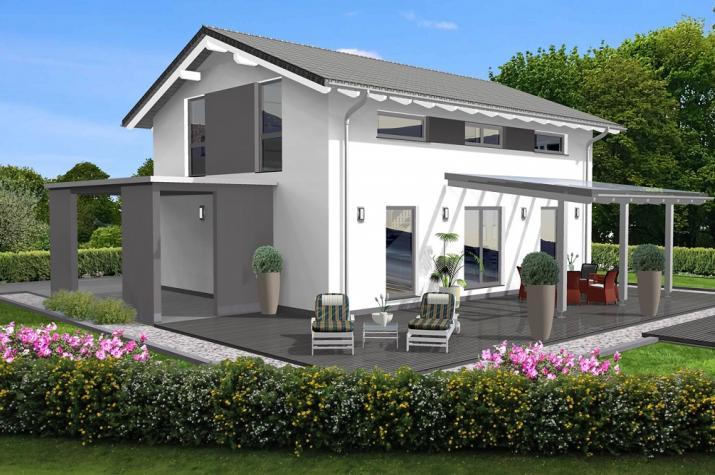 Einfamilienhaus 146 - 190 -