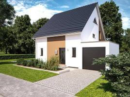 Einfamilienhaus Family Plus 151 - individuell planbar - www.energiesparhausplus.de