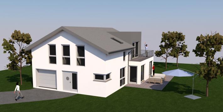 Einfamilienhaus Klein-Auheim - Immobilien-Atelier Reuter GbR