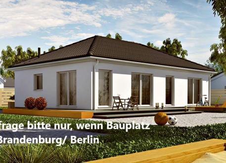 Bungalow FAMILIE97 - Effizienz pur - Zukunft schon heute!