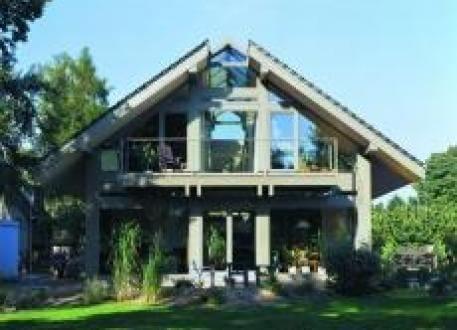 Zweifamilienhaus FRH 9x9-F