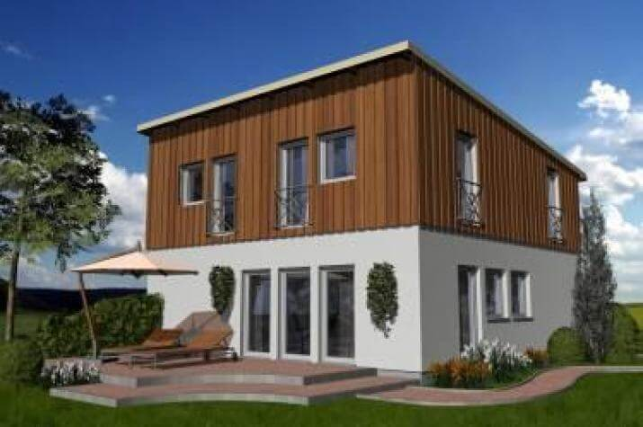 ᐅ Ausbauhaus günstig bauen   Ausbauhäuser bis 100.000 €