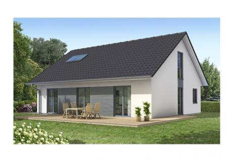niedrigenergiehaus bis euro bis 300 m fertighaus. Black Bedroom Furniture Sets. Home Design Ideas
