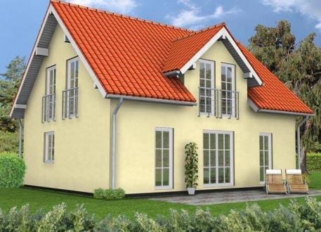 einfamilienhaus bis euro bis 150 m fertighaus. Black Bedroom Furniture Sets. Home Design Ideas