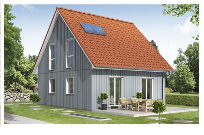 Family110 - Schwede Aktionshaus - Außenansicht Variante