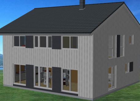 Einfamilienhaus Geirangerfjord