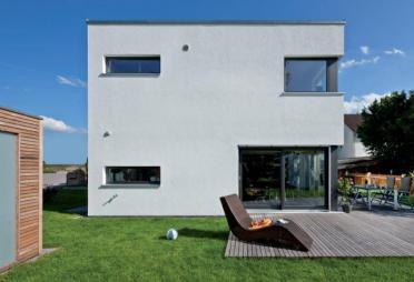 Einfamilienhaus mit einliegerwohnung bauen seite 12 for Kubus haus bauen