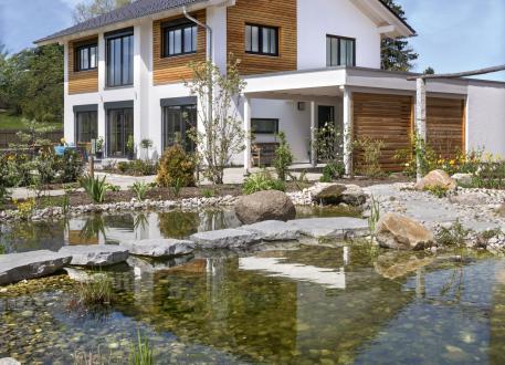 Einfamilienhaus Glonn - Modernes Landleben - Naturnahes Wohnen und Leben