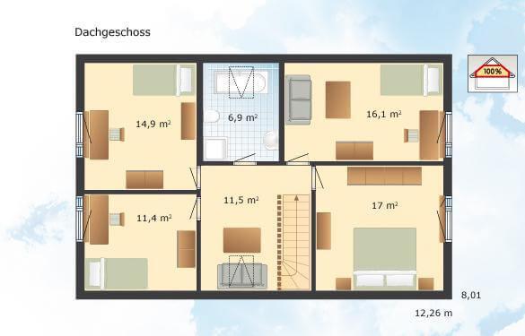 gl cksburg danhaus gmbh. Black Bedroom Furniture Sets. Home Design Ideas