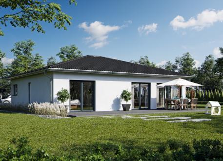 Ausbauhaus bungalow