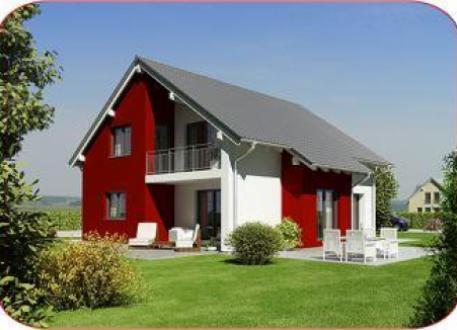 Großes Familienhaus mit ca. 194m2 Wohnnutzfläche in Massivbauweise mit Solar