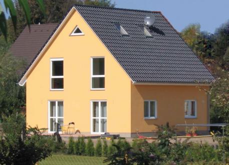 Holzhaus Häuser mit EG plus ausgebautem DG 100 bis 200 - Effizienz pur -