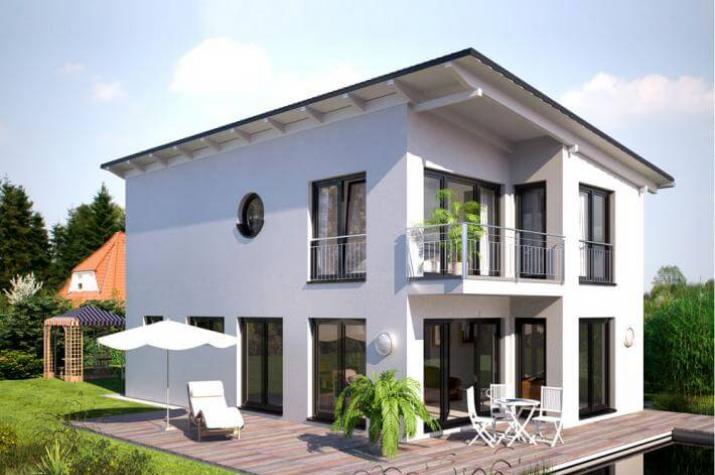 Hanlo Haus - Hommage 136 - Hommage 136 Ansicht