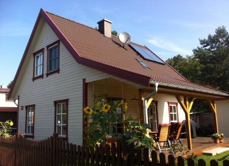 ᐅ Holzhaus ab 100.000 Euro (Fertighaus)