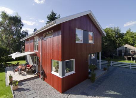 Holzhaus Hardangerfjord
