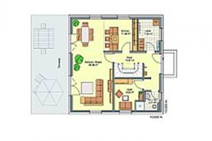 Haus 200 - EG