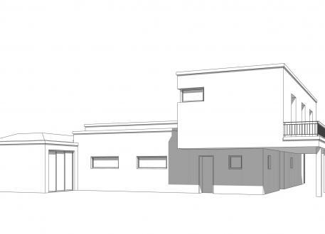 Bungalow Haus Adagio
