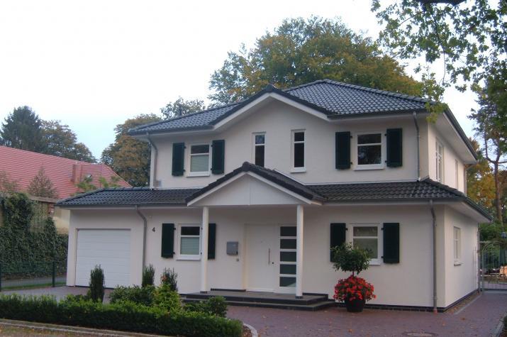 Haus Binz - Eingangsansicht.
