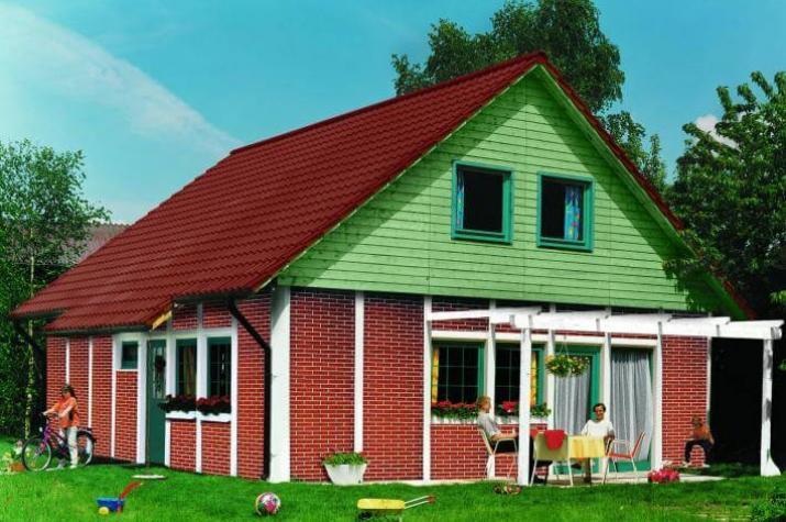 ᐅ Haus Bornholm 3s Fertighaus
