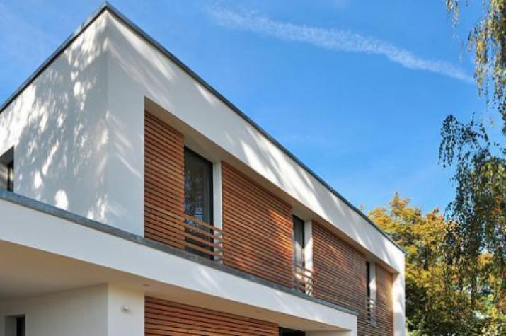 Haus einsxl sch n sauber gesund for Architektenhaus berlin