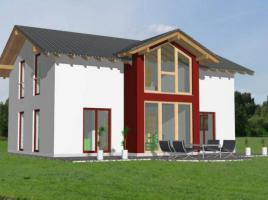 Haus Freising - inkl. Bodenplatte, Bauantrag, Statik, Baugrundgutachten,  Blower-Door-Test, Solaranlage