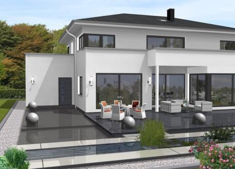 Villa o luxushaus bauen luxush user ab for Modellhaus bauen