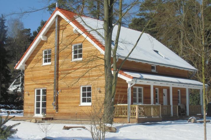 Haus Tostedt - Haus TOSTEDT Eingangsansicht