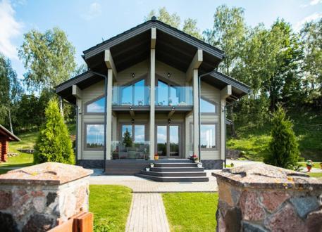 """Haus aus Holz """"Waldshut"""""""