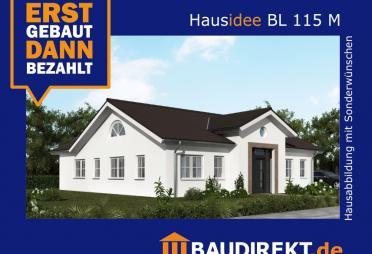 hausidee bl 135 m. Black Bedroom Furniture Sets. Home Design Ideas
