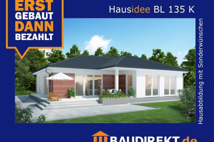 Hausidee BL 135 K