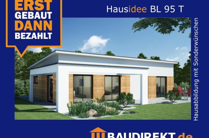 Captivating Hausidee BL 95 T   Hausidee BL 95 T (Hausabbildung Mit Sonderwünschen)