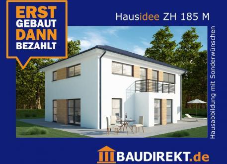 Zweifamilienhaus bis euro bis 400 m fertighaus for Fertig zweifamilienhaus