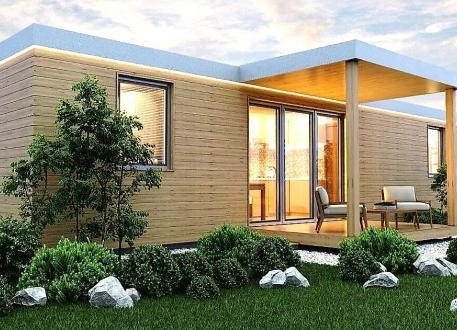 Bungalow Haustyp Living 60