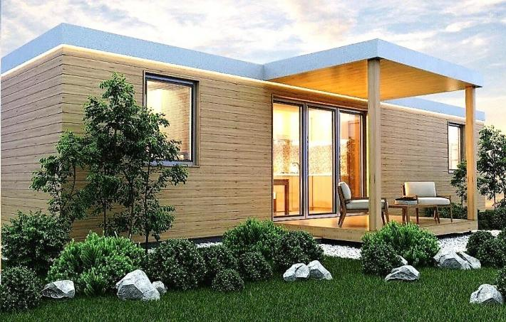 Haustyp Living 60 - 7 Wunderhaus GmbH