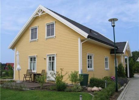 Schwedenhaus Heiko Holz